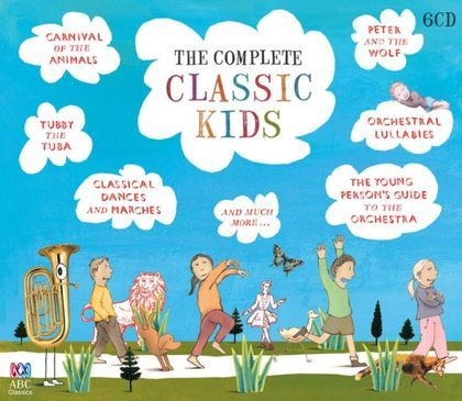Let your child's imagination take flight with these classic musical tales, featuring Australia's finest symphony orchestras.