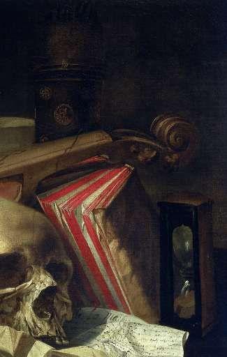 Vanitas stilleven, N.L. Peschier, 1660 - Zoeken - Rijksmuseum