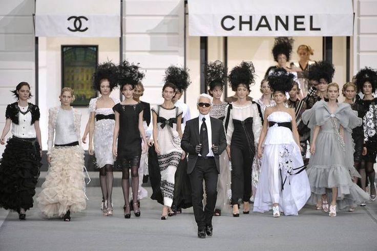 Chanel agrandit sa boutique  historique rue Cambon