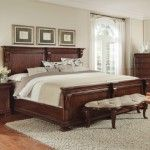 $1,300.00  ART Furniture - Margaux Panel Bed - 166165-2630CB