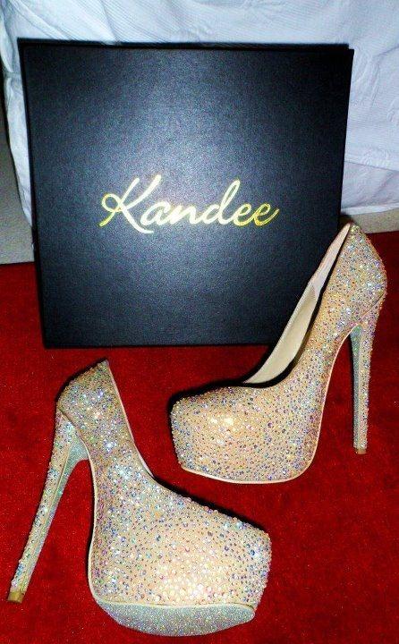 diamond shoes fashion