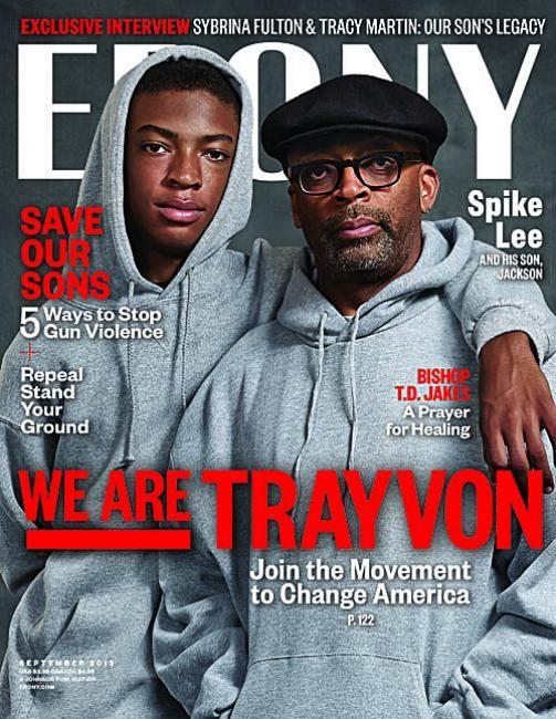 Ebony ~ Spike and Jackson Lee