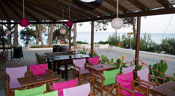 Akri Seaside Bar, Skala, Kefalonia