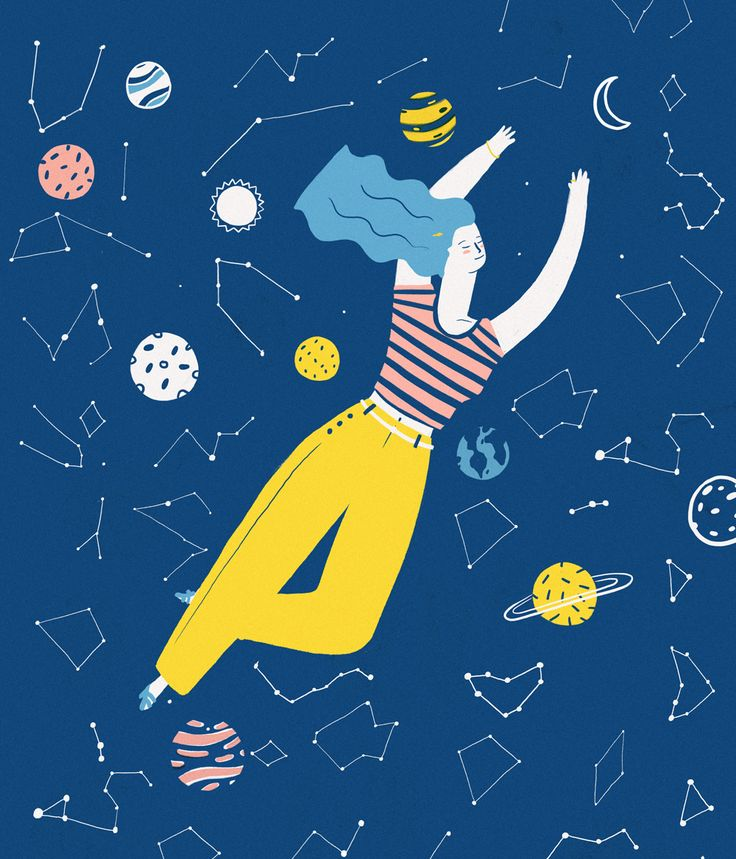 OHlalá! Magazine astrology special issue. on Behance