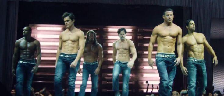 Magic Mike XXL Movie Trailer Released: See Channing Tatum, Matt Bomer + More Reprise Stripper Roles