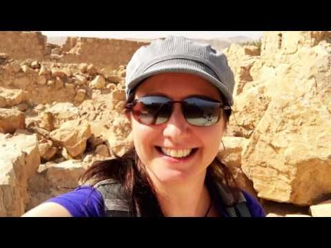 ARKANE Thriller Book Research in Israel With J.F.Penn