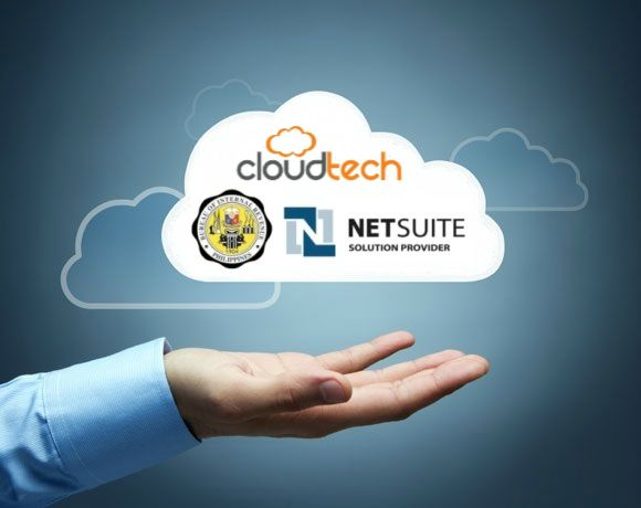 CloudTech NetSuite BIR accounting software