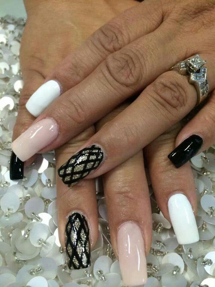 glam nails beautiful nails gorg nails makeup hot nails bucketlist