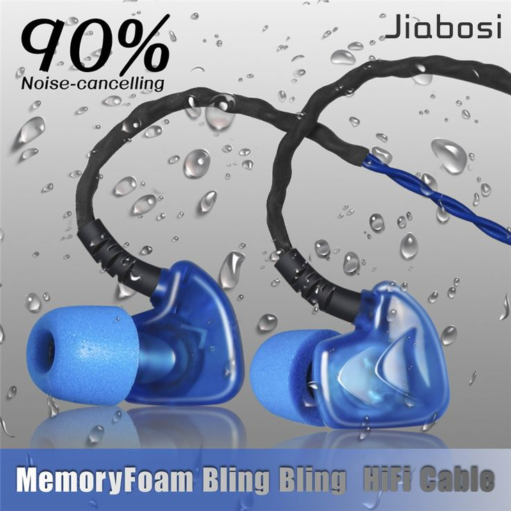 $9.49 (Buy here: https://alitems.com/g/1e8d114494ebda23ff8b16525dc3e8/?i=5&ulp=https%3A%2F%2Fwww.aliexpress.com%2Fitem%2FJiabosi-107-Heavy-Metal-Earphones-Dj-Headset-for-mobile-phone-with-mic-Auriculares-In-Ear-Monitors%2F32721468516.html ) Jiabosi -107 Heavy Metal Earphones DJ Headset For Mobile Phone With Mic Auriculares In Ear Monitors Professional Fone De Ouvido for just $9.49