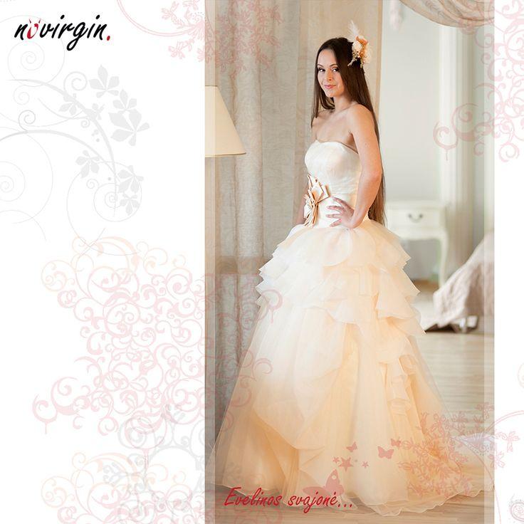 Evelinos vestuvinė suknelė / Wedding dress for Evelina