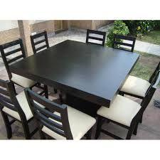 Resultado de imagen para mesa comedor cuadrada mesas for Mesas cuadradas para comedor