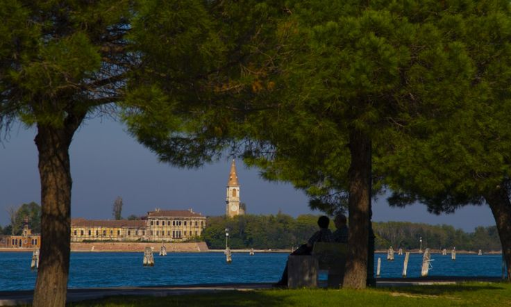 Poveglia, in the Venice lagoon, goes up for auction