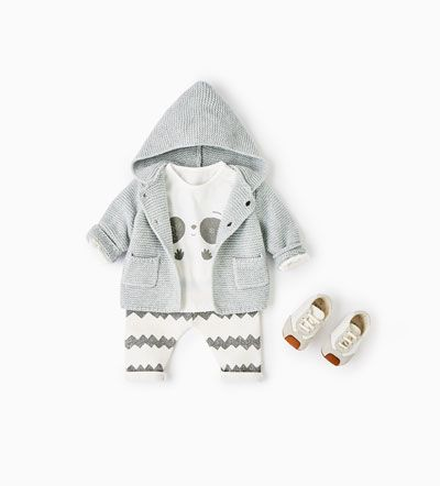 SHOP BY LOOK-MINI | 0 - 12 månader-BARN | ZARA Sverige