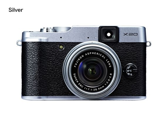 X20 Compacts experts à objectif fixe digital camera Vues du produit | Fujifilm France