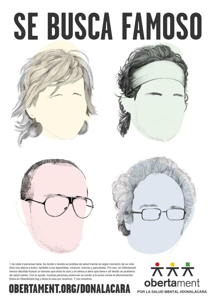 OBERTAMENT. Por la salud mental #donalarara /// See more: http://undiaenlacasadecarlitosypatricia.blogspot.com.es/2013/11/nueva-campana-de-obertament-por-la.html