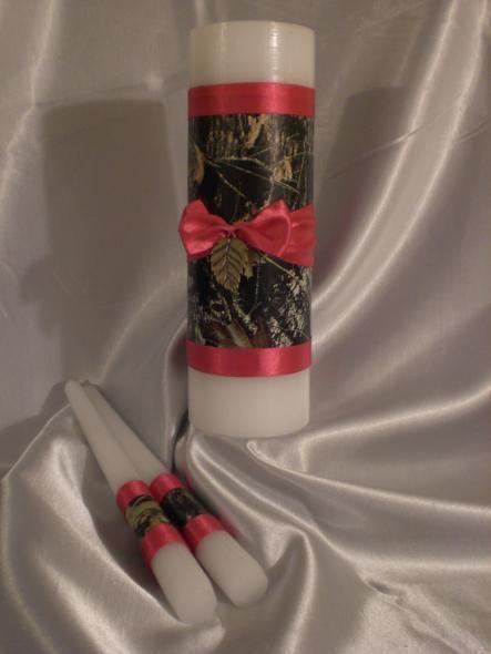 Camo Wedding Centerpieces | Camo wedding gowns. in General Discussion Forum  Keywords: #camoweddings #jevelweddingplanning Follow Us: www.jevelweddingplanning.com  www.facebook.com/jevelweddingplanning/