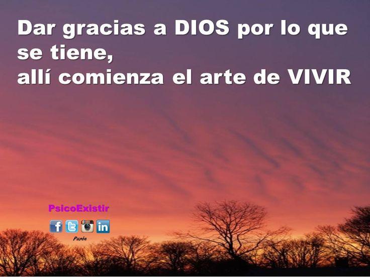 Seamos agradecidos. Independientemente de nuestro #Credo y #Religión, #Gracias por este nuevo #Día, por este nuevo #Mes, gracias por la #Vida.