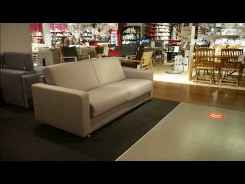 das komfort schlafsofasystem im handumdrehen vom sitzen zum schlafen das sofa verwandelt sich - Designer Couch Modelle Komfort