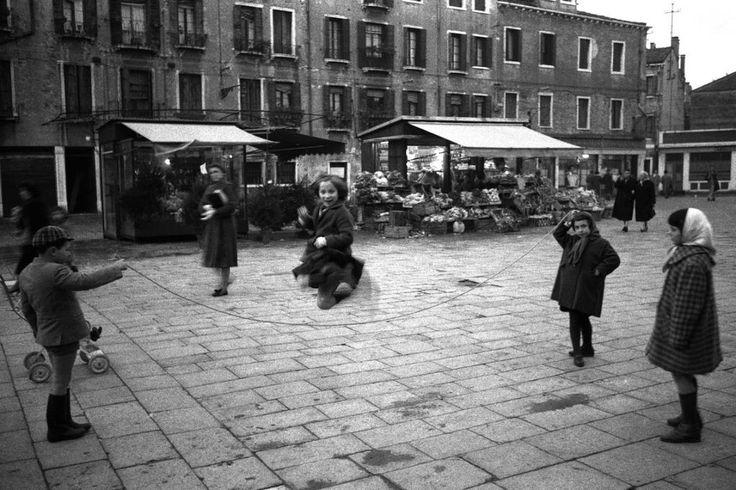 Gianni Berengo Gardin  Venezia, 1958