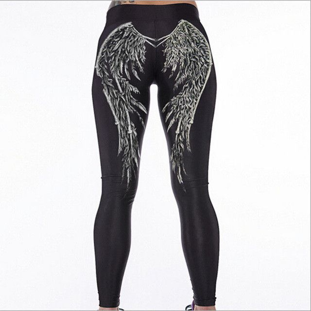Black Cat Eyes Leggings And 22 Different Prints