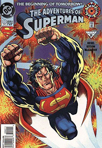 Adventures of Superman (1987 series) #0 @ niftywarehouse.com #NiftyWarehouse #Superman #DC #Comics #ComicBooks