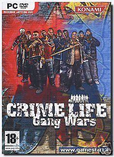 CRIME LIFE: GANG WARS  PC  NUOVO!!!