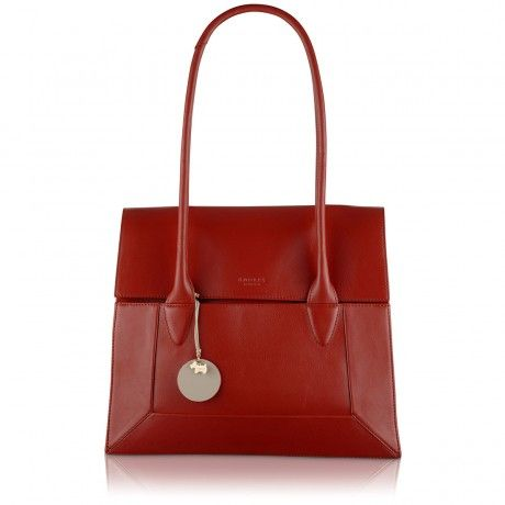 Border,Large Flap Over Tote