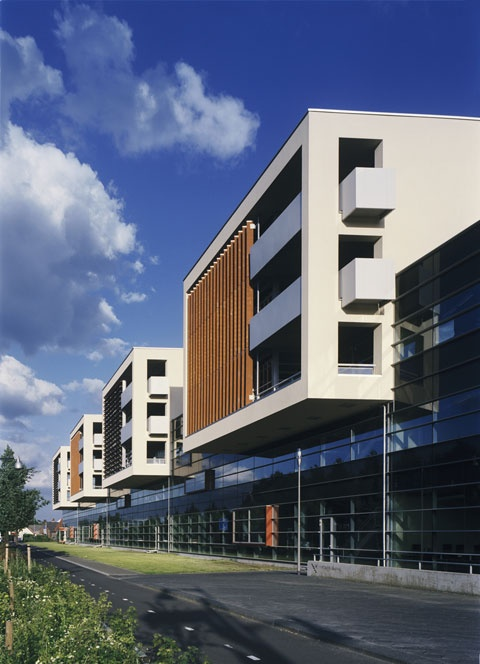 Apeldoorn, ROC Aventus by AGS Architects