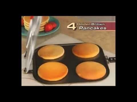 Perfect Pancake --> www.youtube.com/watch?v=kIfKp5EsjT8