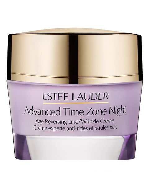 The Top-Rated Wrinkle Creams on the Market Right Now - Estée Lauder Advanced Time Zone Night Age Reversing Crème  - from InStyle.com