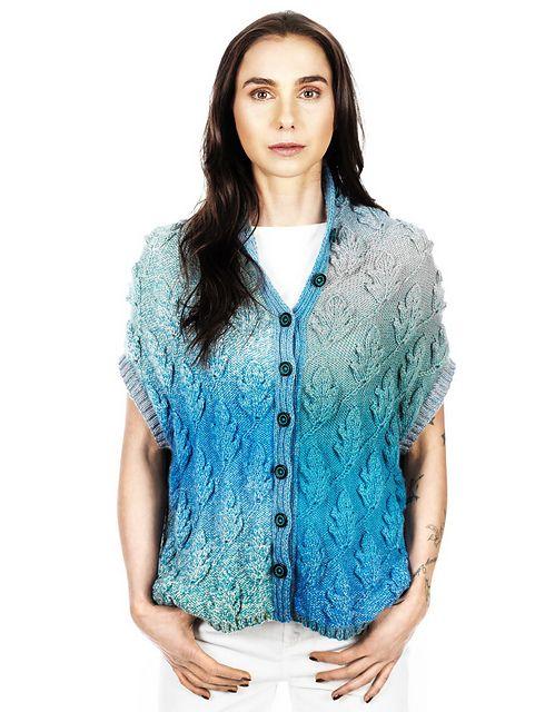 Ravelry: #28 Blue Oak pattern by Unjung Yun