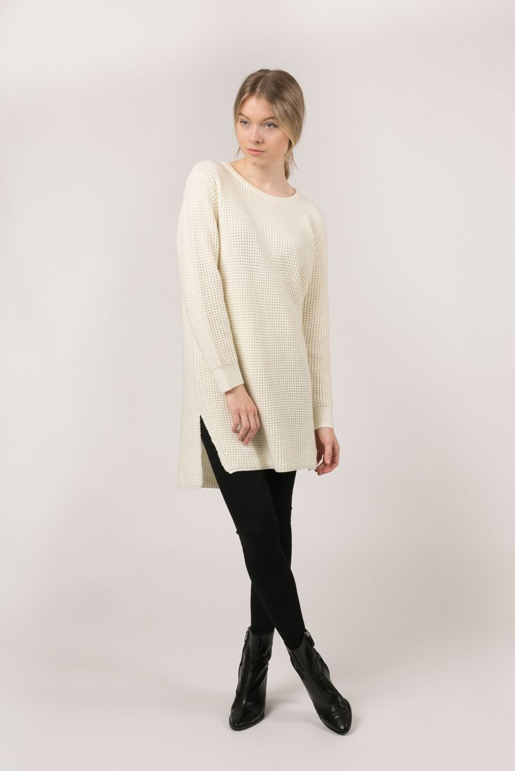 WILMA SWEATER off-white