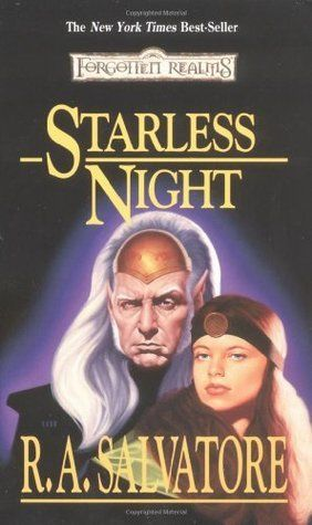 Love The Stacks - Starless Night by R.A. Salvatore, $5.00 (http://www.lovethestacks.com/starless-night-by-r-a-salvatore/)