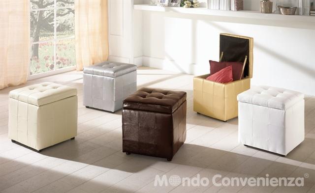 Kubo Divani e tavolini Complementi Mondo Convenienza