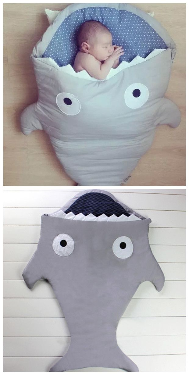 Omg so cute this grey Shark Blanket ❤︎ #kids