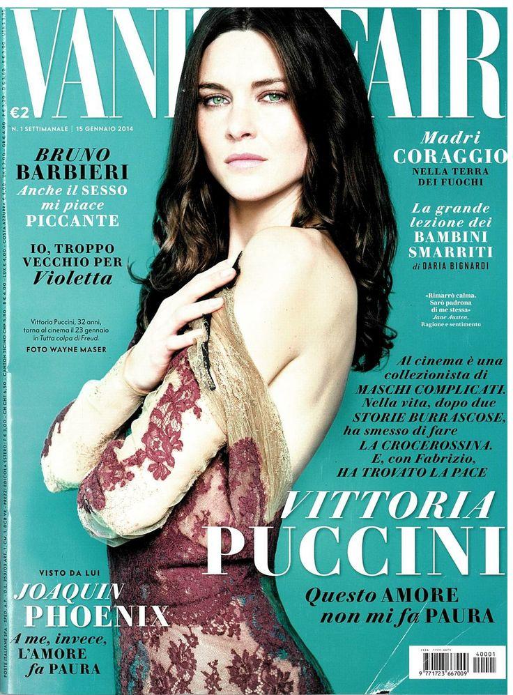 Vanity Fair Italy, January 2014