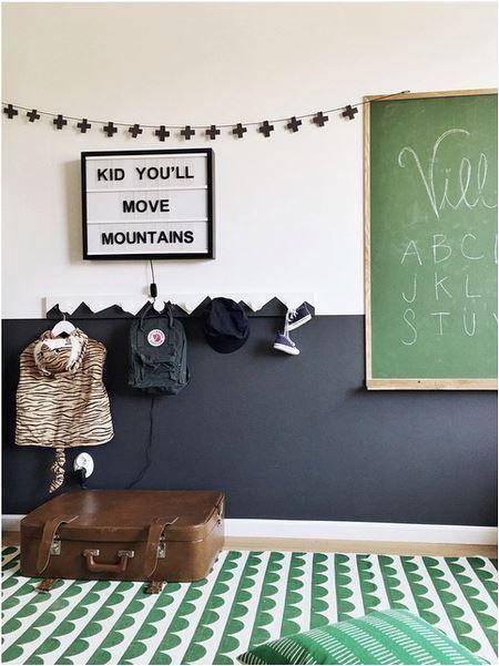 5 ambientes inspiradores para crianças
