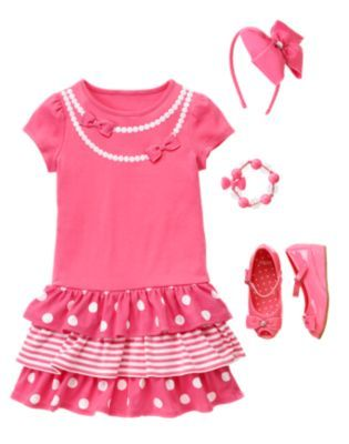 New 2012 Spring Line from Gymboree!