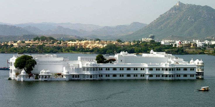 The Lake Palace, Udaipur, Rajasthan