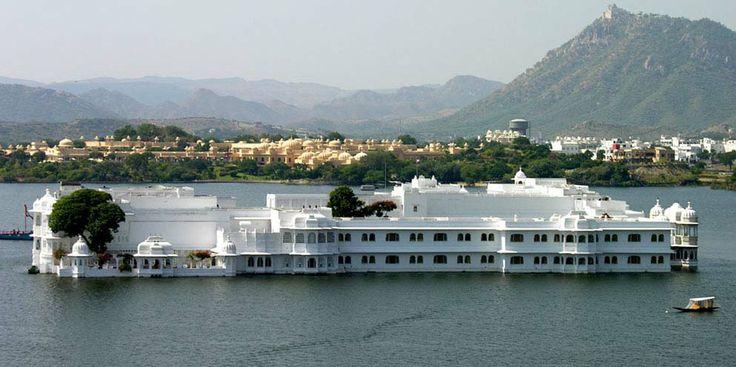 The Lake Palace, Udaipur, Rajasthan