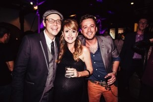O'Shea | A pic from The Country Music Channel Awards in the Hunter Valley with our mate Stephen from Love and Theft.