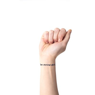 best 25 girl wrist tattoos ideas on pinterest wrist tattoos for girls simple girl tattoos. Black Bedroom Furniture Sets. Home Design Ideas