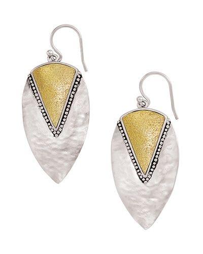 nike free trainer cheap Two toned Treasure Earrings Earrings  Silpada Designs Shop now www mysilpada com karen malisani Silpada Designs Jewelry  Earrings Statement