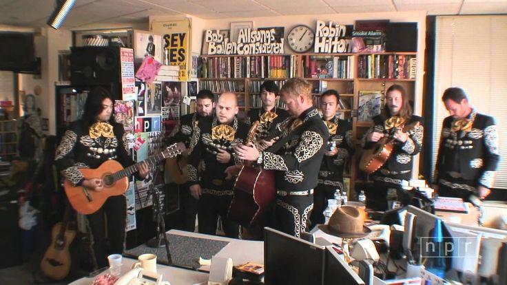 UVIOO.com - Mariachi El Bronx: NPR Music Tiny Desk Concert