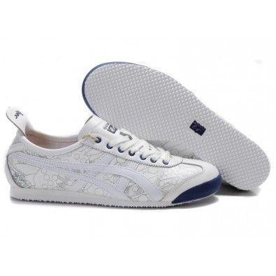 Buy Discount 2012 Asics Onitsuka Tiger Mexico 66 Lauta Mens Shoes White  Blue Sale Australia