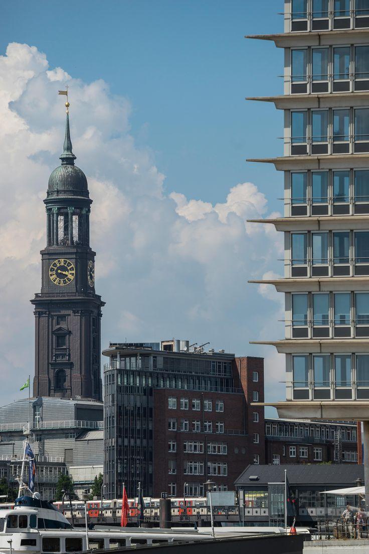 Kehr Wieder Spitze und der Michel | Bildschönes Hamburg