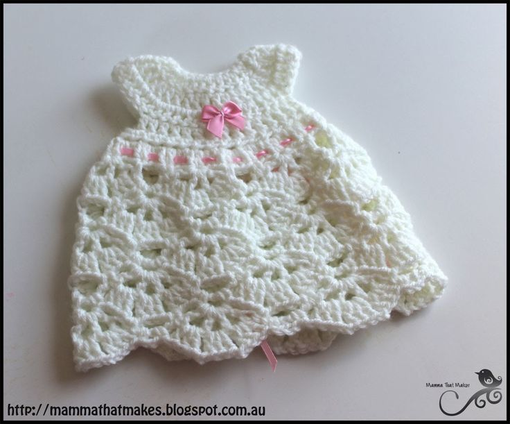 Mamma That Makes: Lyra Gown - Free Crochet Pattern This gown is sized to fit around 22-26 weeks gestation