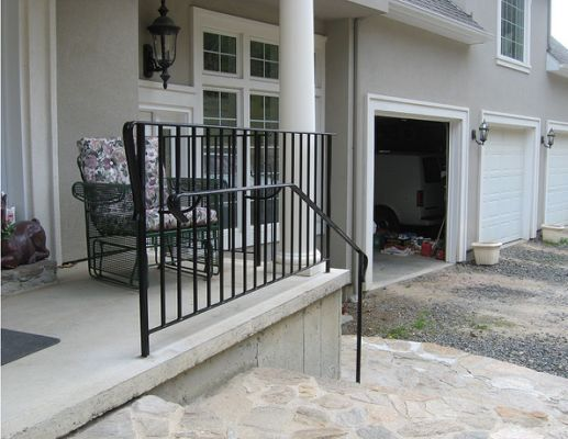 Best 20+ Outdoor railings ideas on Pinterest | Patio ...