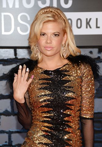 Chanel West Coast of MTV's 'Ridiculousness' attends the 2013 MTV Video Music Awards in Brooklyn, New York. | MTV Photo Gallery