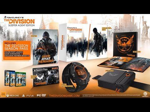 #TheDivision Pre-order Bonus: Season Pass, Beta Access, Hazmat, Firefigh...